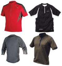 Jerseys - Short Sleeve Loose Fitting