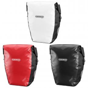 Ortlieb Back Roller City Panniers Pair 40 litres - As its name reveals Vario is a flexible miracle of space