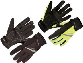 Endura Luminite Gloves - INDUSTRY FIRST!! Flat Pedal Friendly Mud Protection
