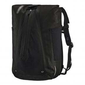 Ortlieb Vario Backpack/ Pannier Ql2.1 23 litre - Can be quickly converted from a convenient bike pannier into a comfortable backpack