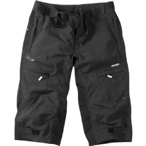 Madison Trail 3/4 Shorts - Includes a removable liner short with our 2D coolmax chamois pad