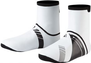 Madison Shield Neoprene Closed Sole Overshoes - Waterproof rear zipper and adjustable cuff make for an easy fit