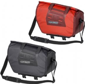 Ortlieb Trunk Bag Rc 12 litre - Based on the proven Trunk-Bag the RC version has a roll-over closure with Velcro fasteners