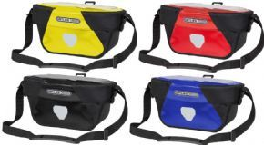 Ortlieb Ultimate 6 Classic Small Bar Bag 5 Litre - Lockable mounting set ensures stability and safety