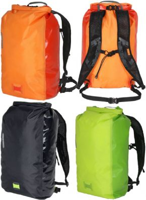 Ortlieb Light-pack 25 Litre Backpack - Extremely lightweight puristic waterproof daypack with roll closure