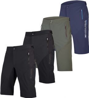 Endura Mtr Baggy Short 2 - Rear Nylon panel with DWR finish for powerful protection from spray