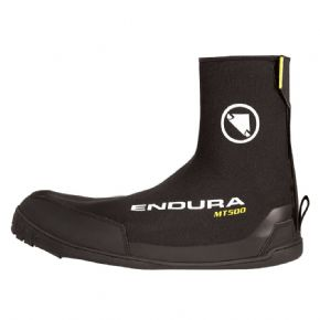 Endura Mt500 Plus Overshoe  2018 - INDUSTRY FIRST!! Flat Pedal Friendly Mud Protection