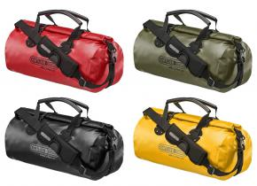 Ortlieb Rack Pack S Travel Bag 24 Litre - As its name reveals Vario is a flexible miracle of space