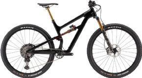 Cannondale Habit Carbon 1 29er Mountain Bike  2019 - Cro-Mo rails are durable and offer great strength to weight ratio