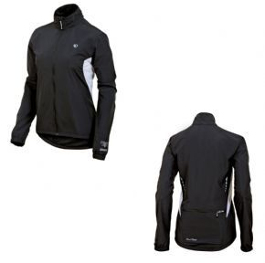 Pearl Izumi Women`s Select Barrier Convertible Jacket - Just as good for tearing up sections of singletrack as it is rolling down to your local sh