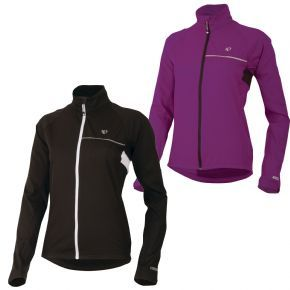 Pearl Izumi Women`s Elite Barrier Jacket - Just as good for tearing up sections of singletrack as it is rolling down to your local sh