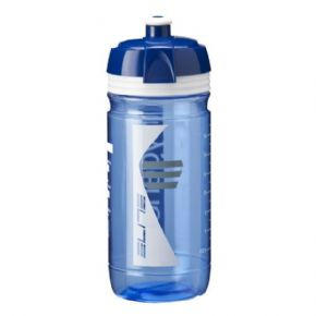 Elite Hygene Water Bottle Clear Blue 550ml - High visibility on the road for the rainy days in autumn.