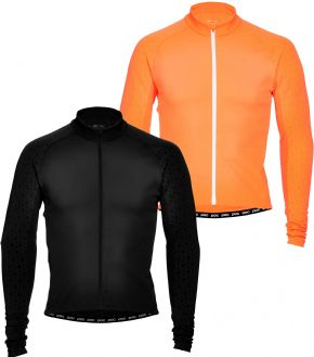 Poc Avip Ceramic Thermal Jersey 2018 - High visibility on the road for the rainy days in autumn.