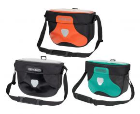 Ortlieb Ultimate Six Free 6.5 Litre Bar Bag  2020 - Precise fit that leads to all-day comfort.