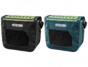 Ortlieb E-glow 7 Litre E-bike Bar Bag  2020 - Precise fit that leads to all-day comfort.