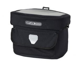 Ortlieb Ultimate Six Pro 7 Litre Bar Bag  2020 - Precise fit that leads to all-day comfort.