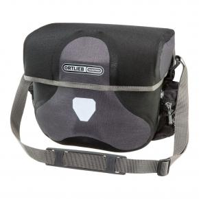 Ortlieb Ultimate Six Plus 8.5 Litre Bar Bag  2020 - Precise fit that leads to all-day comfort.