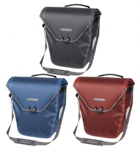 Ortlieb Velo Shopper 18 Litre Single Pannier/shoulder Bag  2020 - Precise fit that leads to all-day comfort.