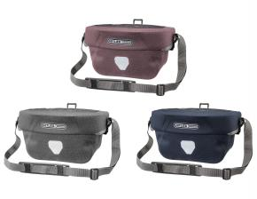 Ortlieb Ultimate Six Urban 5 Litre Bar Bag  2020 - Precise fit that leads to all-day comfort.