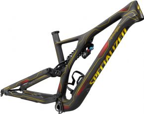 Specialized Stumpjumper Troy Lee Designs 650b Mountain Bike Frameset  2020 - Precise fit that leads to all-day comfort.
