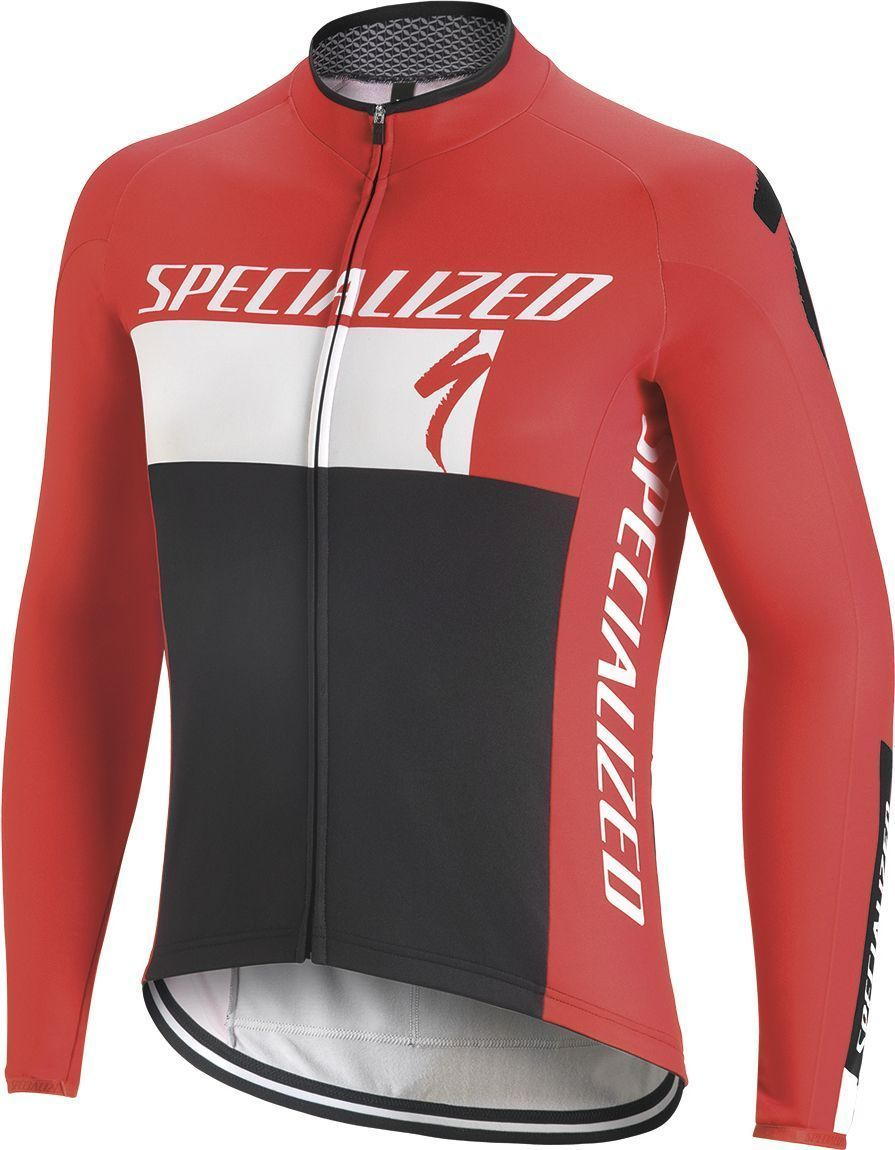 Specialized Element Rbx Comp Logo Long Sleeve Jersey 2018